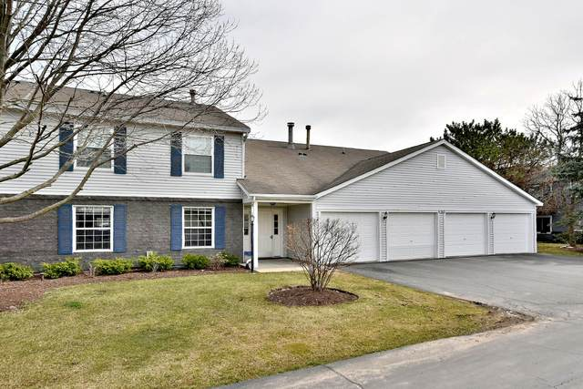 690 Thorntree Court C1, Bartlett, IL 60103 (MLS #11030482) :: The Spaniak Team