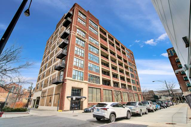 320 E 21ST Street #606, Chicago, IL 60616 (MLS #11030519) :: The Spaniak Team