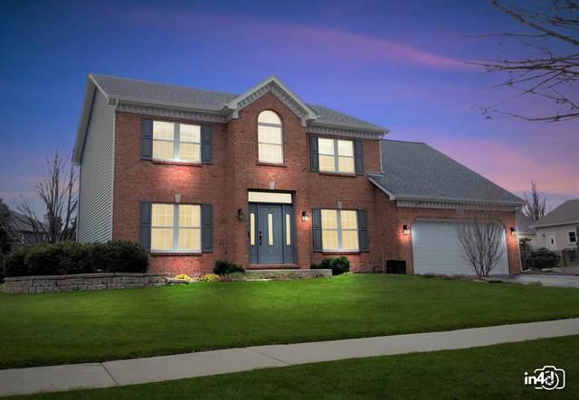 2652 Snowbird Lane, Naperville, IL 60564 (MLS #11030535) :: The Dena Furlow Team - Keller Williams Realty