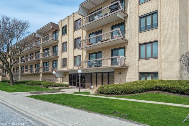 7710 Dempster Street #211, Morton Grove, IL 60053 (MLS #11030550) :: Helen Oliveri Real Estate