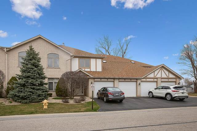 6410 Pine Trail Lane #4, Tinley Park, IL 60477 (MLS #11030753) :: Littlefield Group