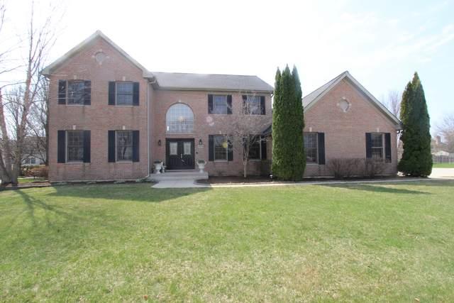 2001 Tunbridge Court, Algonquin, IL 60102 (MLS #11030762) :: Helen Oliveri Real Estate