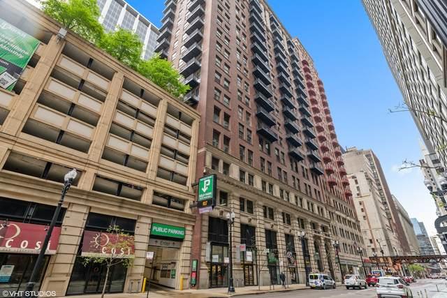 212 W Washington Street #1404, Chicago, IL 60606 (MLS #11030803) :: John Lyons Real Estate