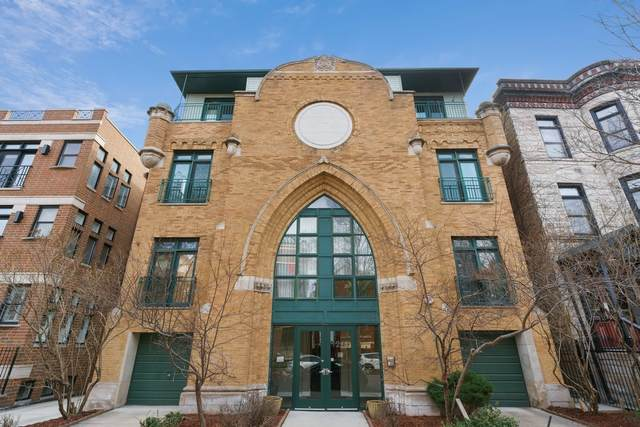 1243 N Wolcott Avenue #6, Chicago, IL 60622 (MLS #11030839) :: RE/MAX IMPACT