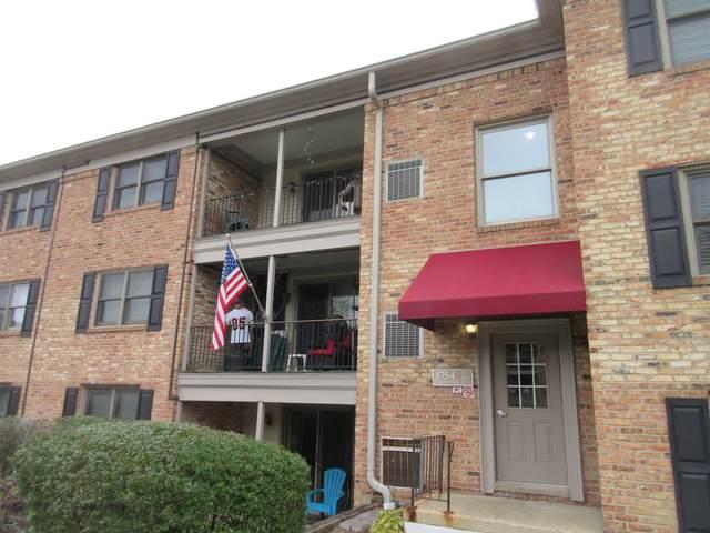 1754 Fayette Walk M, Hoffman Estates, IL 60169 (MLS #11030884) :: The Spaniak Team