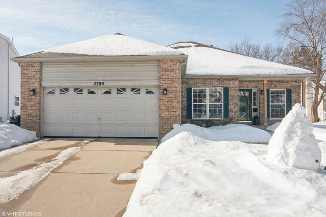 2309 Applewood Court, Plainfield, IL 60586 (MLS #11031041) :: The Spaniak Team