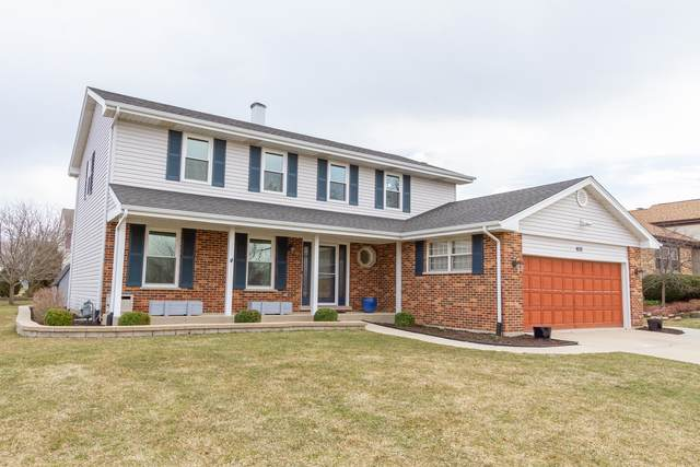 1033 Judy Drive, Elk Grove Village, IL 60007 (MLS #11031127) :: Helen Oliveri Real Estate