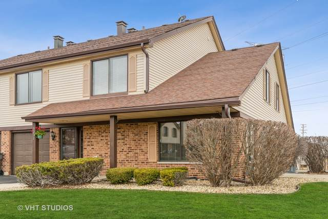 9232 Therese Court #1604, Orland Park, IL 60462 (MLS #11031199) :: The Spaniak Team