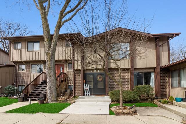 698 Circle Drive, Roselle, IL 60172 (MLS #11031246) :: RE/MAX IMPACT