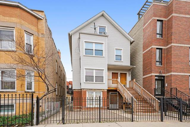 2828 W Palmer Street, Chicago, IL 60647 (MLS #11031254) :: Touchstone Group