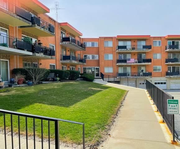 940 Holbrook Road 1B, Homewood, IL 60430 (MLS #11031314) :: The Spaniak Team