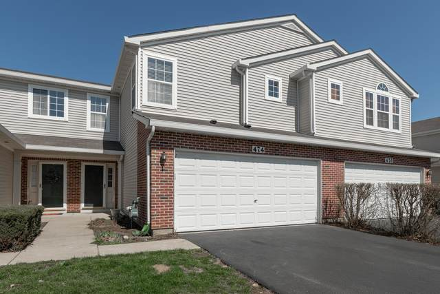 474 Landmark Avenue #474, Yorkville, IL 60560 (MLS #11031320) :: O'Neil Property Group