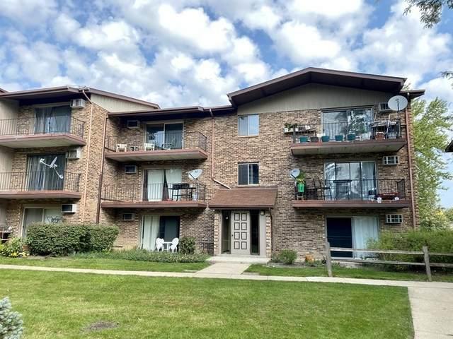 2521 Spring Street #2906, Woodridge, IL 60517 (MLS #11031406) :: The Dena Furlow Team - Keller Williams Realty