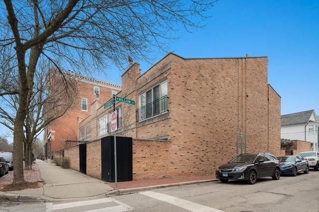 344 W Willow Street B, Chicago, IL 60614 (MLS #11031580) :: The Perotti Group