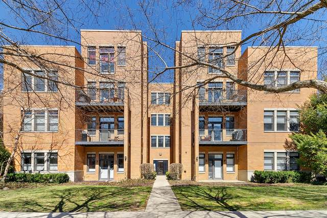821 Foster Street 3S, Evanston, IL 60202 (MLS #11031629) :: Littlefield Group