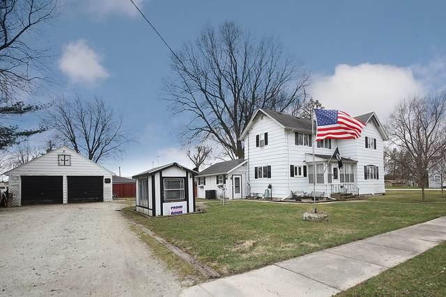 208 W Dwight Street, Gardner, IL 60424 (MLS #11031687) :: Helen Oliveri Real Estate