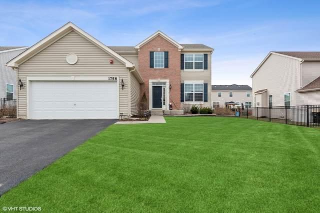 1758 Prospect Drive, Hoffman Estates, IL 60192 (MLS #11031735) :: Helen Oliveri Real Estate