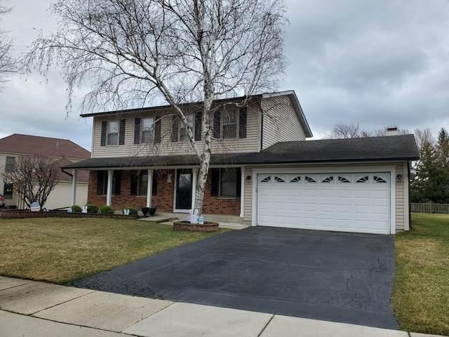 3905 Whispering Trails Drive, Hoffman Estates, IL 60195 (MLS #11031782) :: Helen Oliveri Real Estate