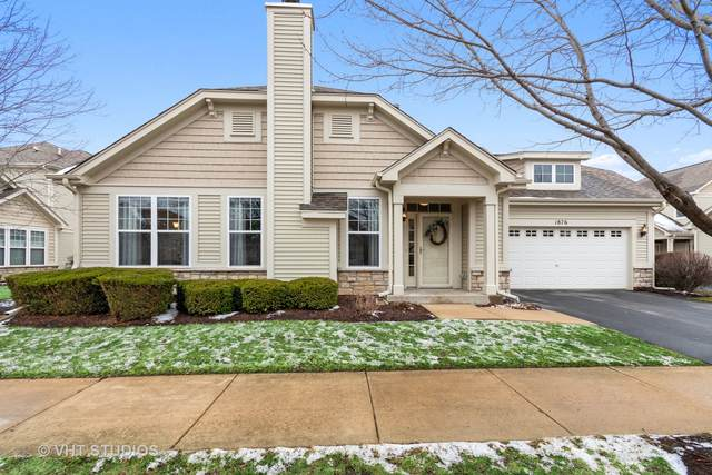 1876 Chase Lane, Aurora, IL 60502 (MLS #11031943) :: The Dena Furlow Team - Keller Williams Realty