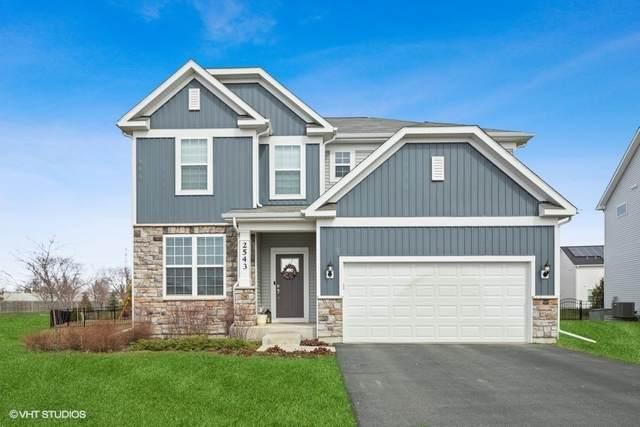 2543 Basin Trail Lane, Naperville, IL 60563 (MLS #11032044) :: Helen Oliveri Real Estate