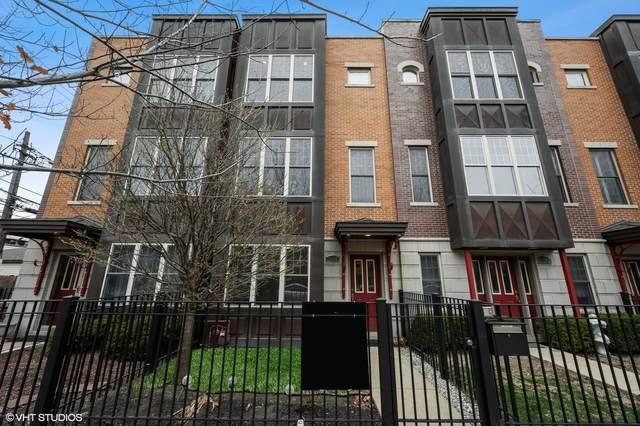 3008 W Cornelia Avenue, Chicago, IL 60618 (MLS #11032088) :: The Dena Furlow Team - Keller Williams Realty