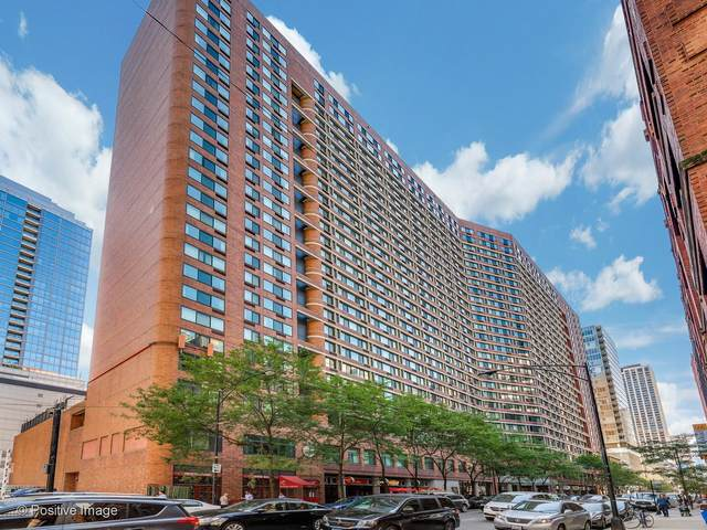 211 E Ohio Street #1418, Chicago, IL 60611 (MLS #11032138) :: Carolyn and Hillary Homes