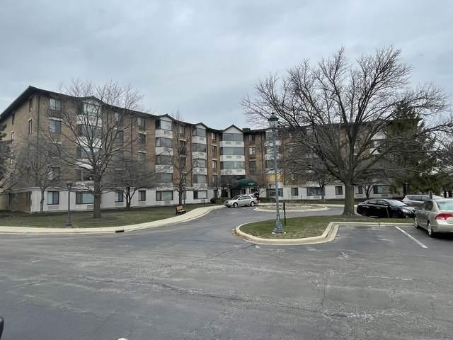 470 Fawell Boulevard #108, Glen Ellyn, IL 60137 (MLS #11032250) :: The Spaniak Team
