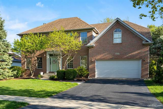 402 Burr Oak Drive, Oswego, IL 60543 (MLS #11032495) :: The Spaniak Team