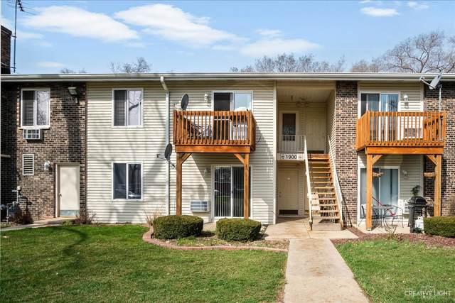 1900 Light Road #209, Oswego, IL 60543 (MLS #11032579) :: O'Neil Property Group