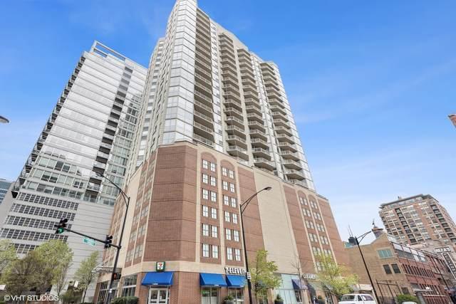 645 N Kingsbury Street #1009, Chicago, IL 60654 (MLS #11032619) :: Littlefield Group