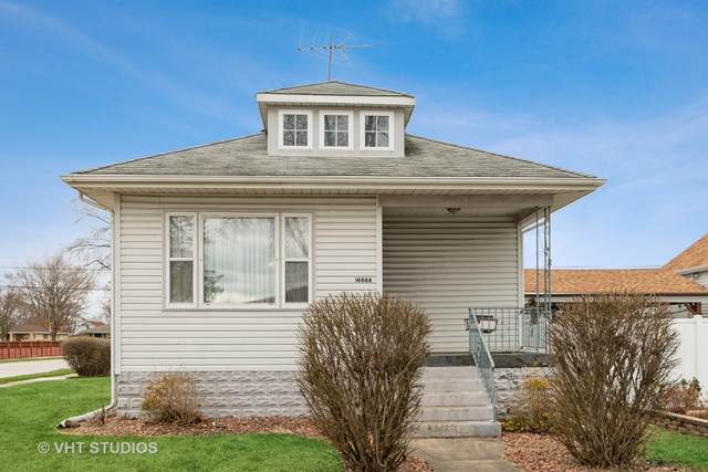14444 S Palmer Avenue, Posen, IL 60469 (MLS #11032643) :: Littlefield Group