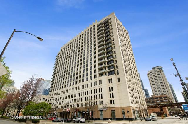 1255 S State Street #1013, Chicago, IL 60605 (MLS #11032700) :: Touchstone Group