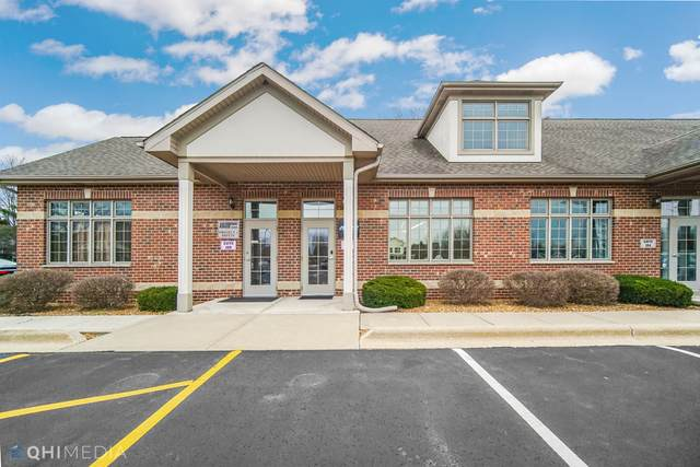 2541 W Division Street #5, Joliet, IL 60435 (MLS #11032800) :: The Wexler Group at Keller Williams Preferred Realty