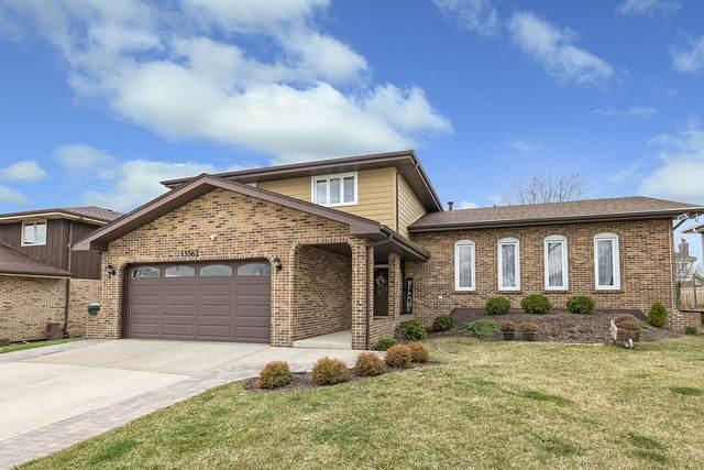 15562 Trailside Drive, Homer Glen, IL 60491 (MLS #11032814) :: Littlefield Group