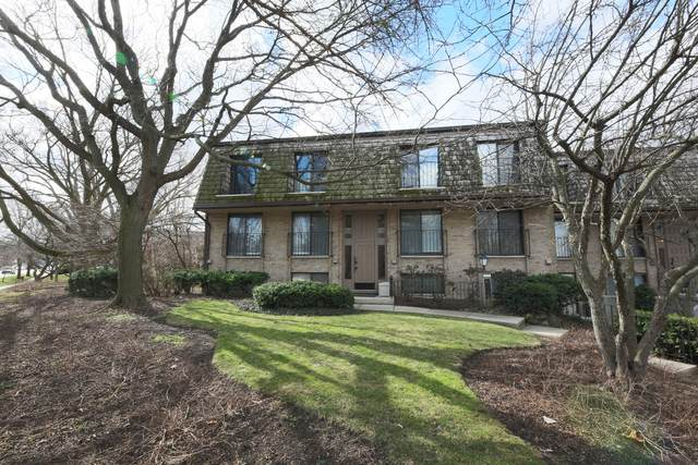 1700 Northfield Square F, Northfield, IL 60093 (MLS #11032947) :: The Spaniak Team