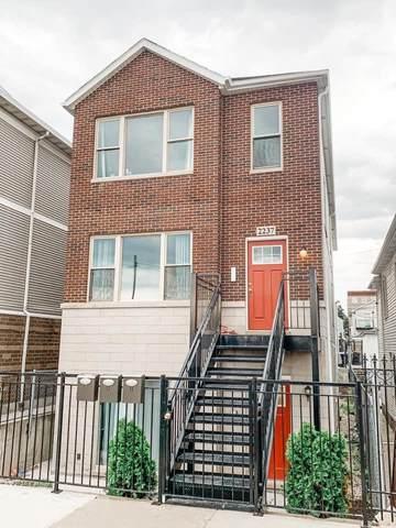 2237 W 18th Street, Chicago, IL 60608 (MLS #11032983) :: Helen Oliveri Real Estate