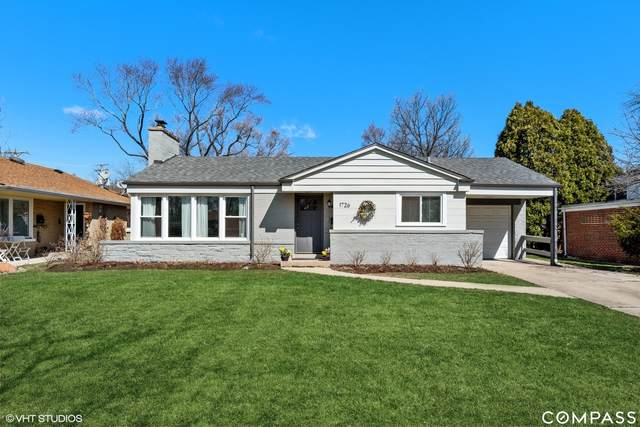 1726 Ferndale Avenue, Northbrook, IL 60062 (MLS #11033011) :: Helen Oliveri Real Estate