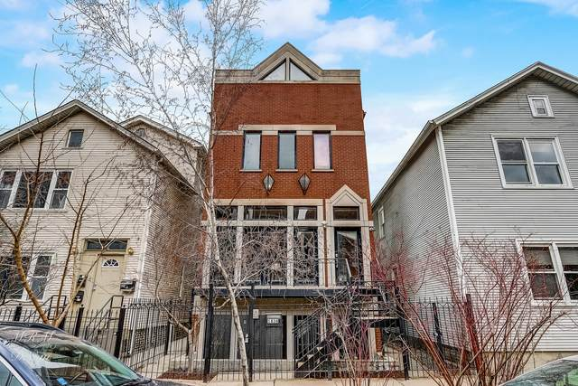 1836 W Iowa Street, Chicago, IL 60622 (MLS #11033028) :: The Dena Furlow Team - Keller Williams Realty