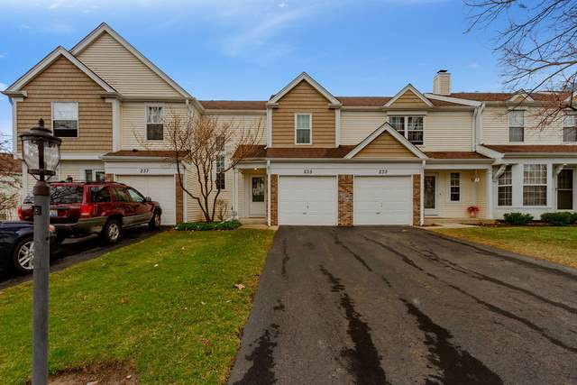 235 E Shag Bark Lane #235, Streamwood, IL 60107 (MLS #11033099) :: RE/MAX IMPACT