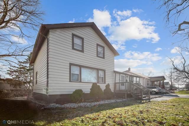 1121 W Vermont Avenue, Calumet Park, IL 60827 (MLS #11033116) :: The Perotti Group