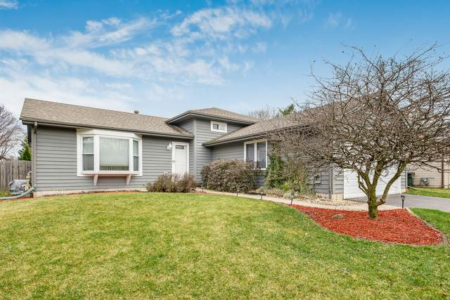 5S755 Westwind Drive, Naperville, IL 60563 (MLS #11033142) :: The Spaniak Team