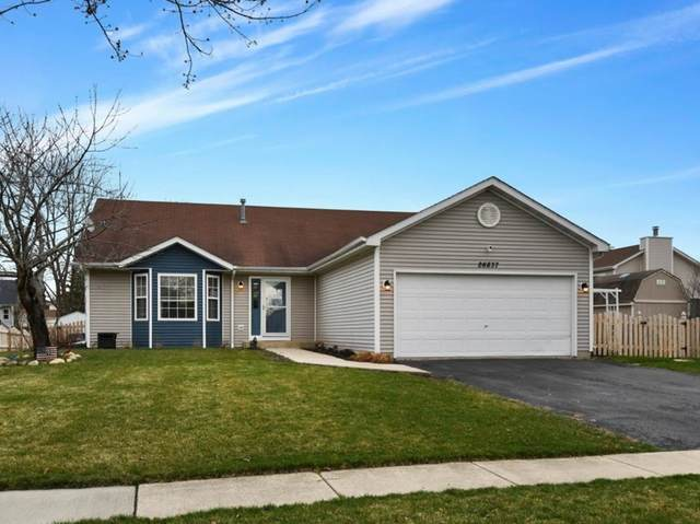 26837 S Woodbriar Lane, Channahon, IL 60410 (MLS #11033192) :: Helen Oliveri Real Estate