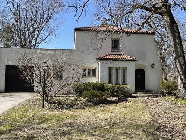 700 Bruce Avenue, Flossmoor, IL 60422 (MLS #11033205) :: The Dena Furlow Team - Keller Williams Realty