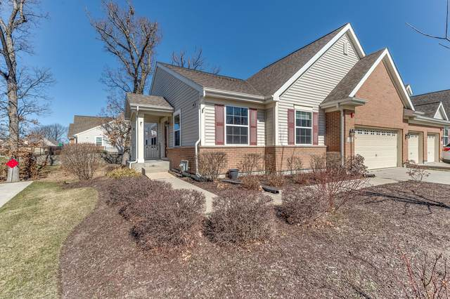 28 Tall Grass Court, Streamwood, IL 60107 (MLS #11033215) :: RE/MAX IMPACT