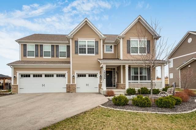 16056 W Pennyroyal Lane, Lockport, IL 60441 (MLS #11033276) :: Jacqui Miller Homes