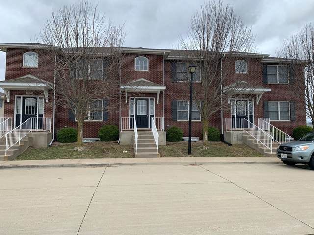 1308 Celtic Drive #2, Normal, IL 61761 (MLS #11033312) :: Littlefield Group