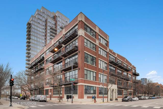 1601 S Indiana Avenue #203, Chicago, IL 60616 (MLS #11033637) :: Touchstone Group