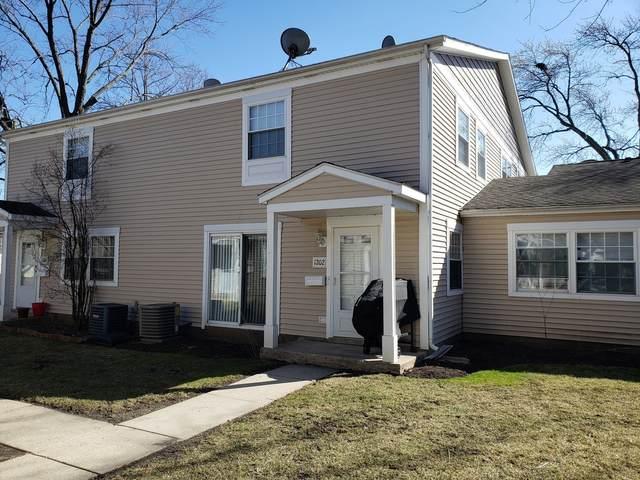 1202 Spur Court #1202, Wheeling, IL 60090 (MLS #11033711) :: Helen Oliveri Real Estate