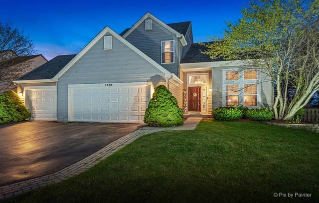 1589 Autumncrest Drive, Crystal Lake, IL 60014 (MLS #11033721) :: Lewke Partners