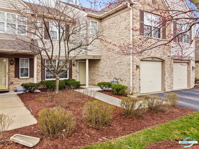 1983 Gary Court B, Schaumburg, IL 60193 (MLS #11033731) :: The Dena Furlow Team - Keller Williams Realty